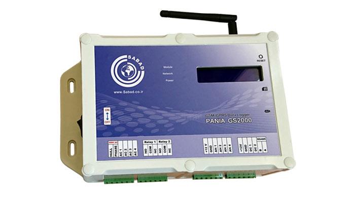 دیتالاگر GSM/GPRS پانیا GS2000
