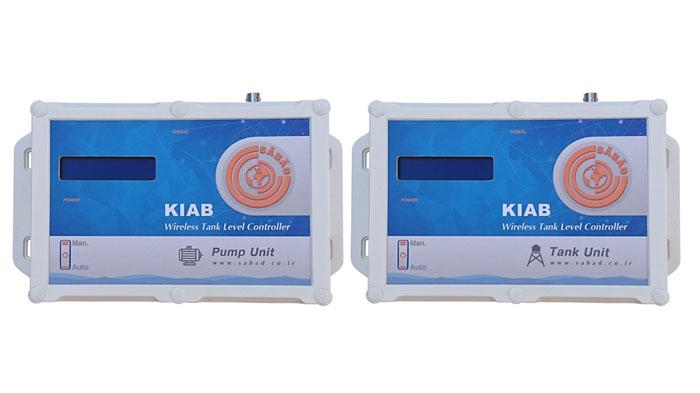کنترل سطح مخزن KIAB